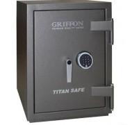 Сейф огневзломостойкий GRIFFON CL.III.68.E Grey